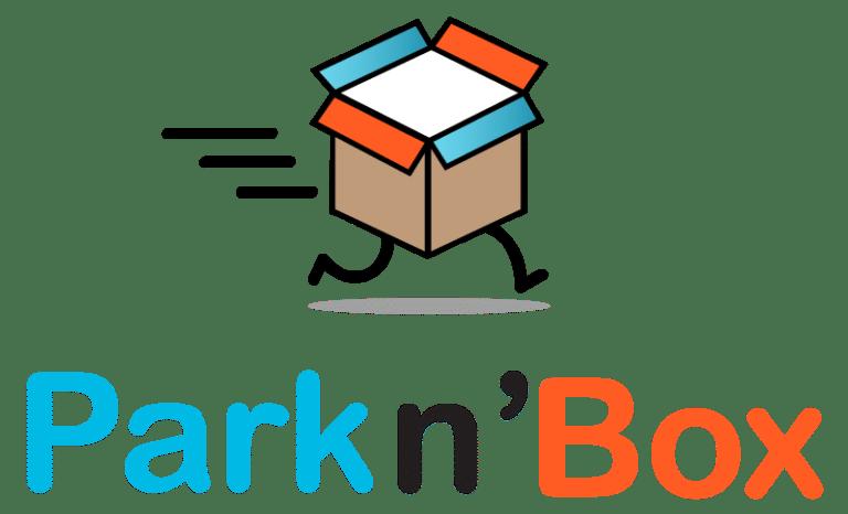 Logo Parkn'Box, louer garde meuble en plein centre ville de Bruxelles